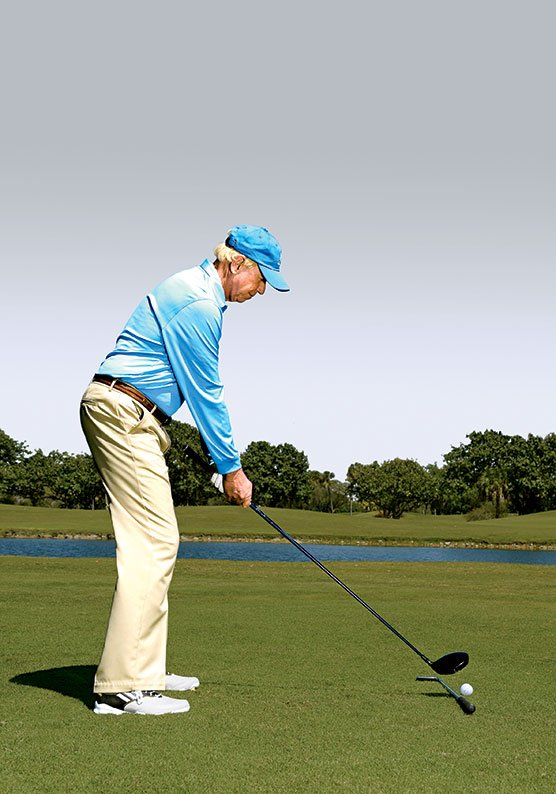 Jim McLean: One Angle To Better Shots - Australian Golf Digest