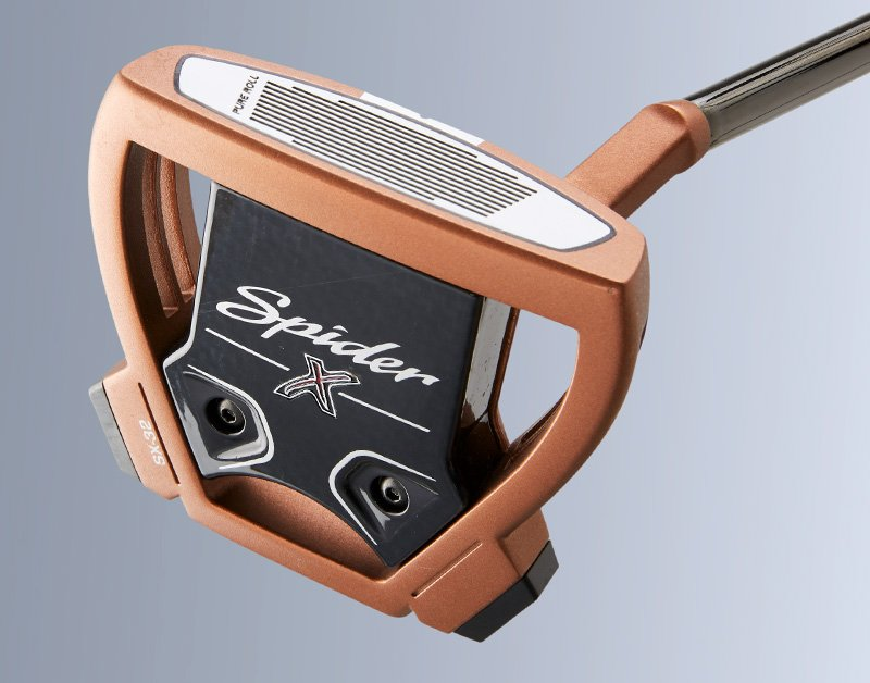 2019 Hot List: Mallet Putters - TaylorMade Spider X